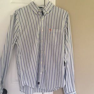 Abercrombie and Fitch men's long sleeve shirt xl